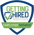 Getting Hired logo